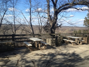 View from Starved Rock patio