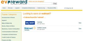 FireShot Screen Capture #004 - 'Walmart coupons and coupon codes, up to 40% cash back rebates, frequent flyer miles, college savings rewards and more I evreward_com' - evreward_com_store_find